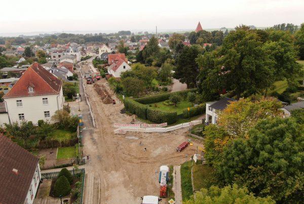 estra bergen ruegen strassenbau sagard | ESTRA GmbH Rügen